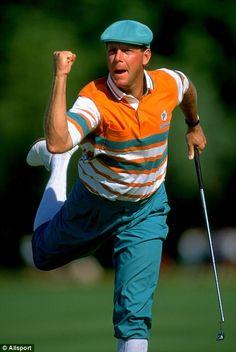 Payne Stewart, great golfer/great guy!