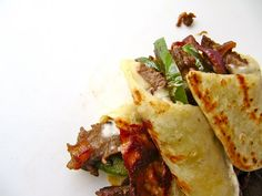 Philly Cheesesteak Wraps | Yammie's Noshery