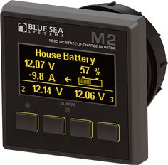 M2 DC SoC Monitor - Blue Sea Systems
