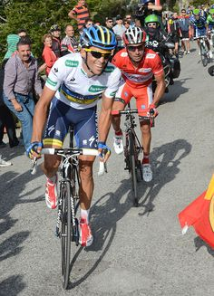 2012 Vuelta a España, stage 15 - Contador again Contador has yet another dig. Bicycles, Graham, Cycling, Sports, Bicycling, Biking, Sport, Bicycle, Bike