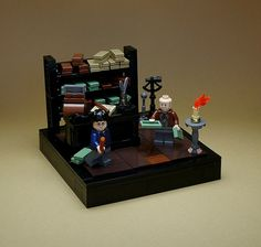 Harry Potter in vignettes: tiny scenes from the wonderful world of wizarding