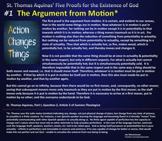 Argument from Motion [change].