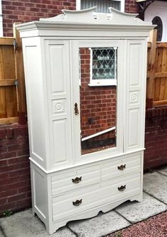 An inspirational image from Farrow and Ball OLD WHITE