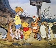 Classic Winnie the Pooh - Bing Images