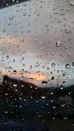 Himmel und Regen