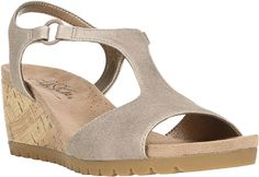 LifeStride Womens Now Wedge Sandals ** Click image to review more details. #shoes