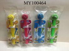Promotion gift toy! EVA small toys for kids, custom cheap plastic EVA Jumping elf