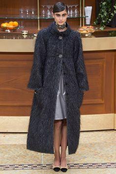 Chanel Fall 2015 Trends floor duster coat