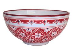 Medium Deep Serve Bowl, Jaferjee