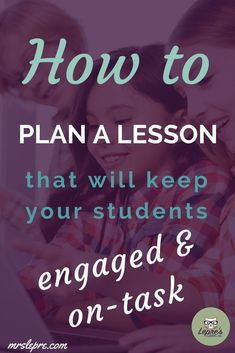 Effective lesson planning doesn't always come naturally, nor does good classroom management. Learn how to do both and save time and your sanity. lesson plans lesson planning classroom management student behavior how to plan a lesson Teaching Methods, Teaching Strategies, Teaching Ideas, Instructional Strategies, Creative Teaching, Teaching Art, First Year Teaching, Student Teaching, Teacher Blogs