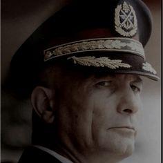 Leader of Lebanese Army Rangers General Shamel Roukoz