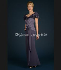Wholesale Mother of the Bride Dresses - Buy 2014 Hot Sale Off Shoulder Purple Sheath Daymor Mother of Bride Dress Elegant Evening Bridal Gown 2013 Christmas High Quality, $133.5 | DHgate