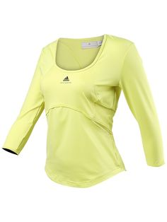 adidas Women's Stella McCartney Spring LS Top $70