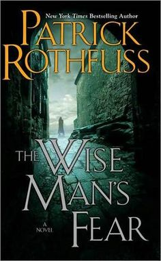 The Wise Man's Fear by Patrick Rothfuss 2 stars so disappointed...