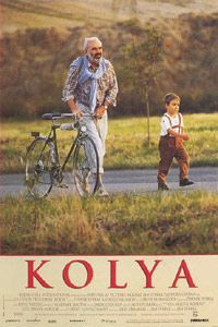 Kolya. Czech Republic. Zdenek Sverak, Andrey Khalimon, Libuse Safrankova. Directed by Jan Sverak. 1996