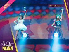 Violetta LIVE    #AlcancemosLasEstrellas