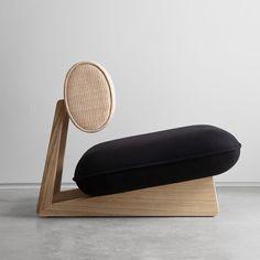 furnish Brazilian designer Guilherme Torres to create the Wabi lounge chair Wood Furniture, Modern Furniture, Furniture Design, Diy Japanese Furniture, Furniture Stores, Office Furniture, Japanese Interior, Classic Furniture, Furniture Outlet