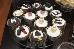 make up cupcakes  QUE LEGAL PARA FESTA DE   15 ANOS