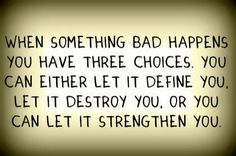 Stronger every day...