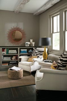 best living room wall colors sofa set designs for small in india 107 inspiring paint images benjamin moore advance and regal white dove flint neutral