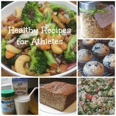 Healthy Snacks for Athletes (and coaches too!) clean eating for sports nutrition #clean #athlete