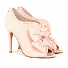 "The ""Caroline"" shoe from Sole Society. Perfect for the blushing bride!"