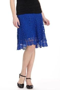Doily Lace Skirt