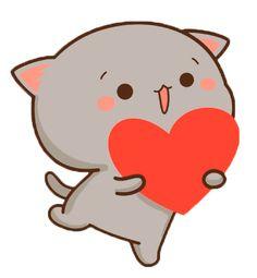 Cute Panda Cartoon, Cute Cartoon Images, Cute Couple Cartoon, Cute Cartoon Wallpapers, Cute Love Memes, Cute Love Gif, Cute Love Pictures, Cute Bear Drawings, Kawaii Drawings