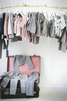 Showroom galazki.pl Baby&kids clothing store Minimu chic for kids