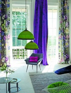 Designers Guild - Fabrics & Wallpaper Collections, Furniture, Bed and Bath, Paint, and Luxury Home Accessories House Design, Room Design, Interior, Interior Spaces, Living Room Decor, Home Decor, House Interior, Interior Design, Living Decor
