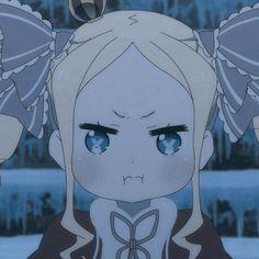 anime   re zero   beatrice re zero   icons   anime icons   re zero icons   re zero season 2 part 2 icons   beatrice re zero icons Beatrice Re Zero, Season 2, Waffles, Anime, Icons, Fan Art, Manga, Symbols, Manga Anime