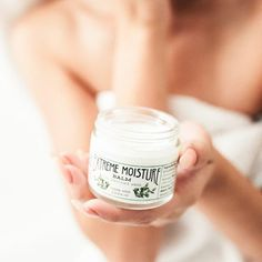 """🎉Excited to have our Extreme Moisture Balm featured in 's Face Balms that Kick Dry Winter Skin to the Curb"""" by ! Here's what she said: ✨""""This rich balm has the luxurious feel of a nice body butter - except it's form Cream Aesthetic, Beauty Cream, Whipped Body Butter, Photography Tips For Beginners, Beauty Shoot, Vegan Beauty, Natural Cosmetics, Product Photography, Conceptual Photography"""