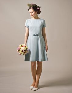 Brautkleider - B.E.T.T.Y  Brautkleid - Brautjungfernkleid - ein Designerstück von Femkit4Brides bei DaWanda