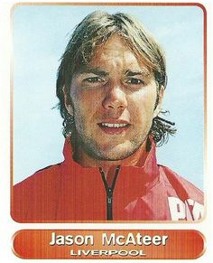 Jason McAteer - This guy used to work hard! Fc Liverpool, Liverpool Football Club, Tranmere Rovers, Something In The Way, Football Stickers, You'll Never Walk Alone, Football Players, Work Hard, Legends