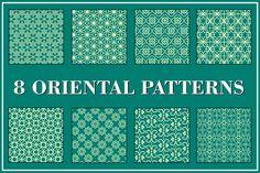 8 Oriental Patterns by Weeknd