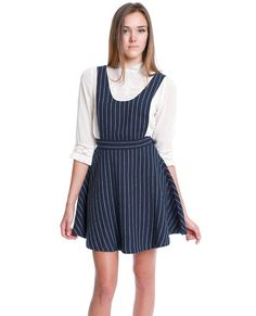 Ready Or Not Pinafore Dress from Piin | www.ShopPiin.com