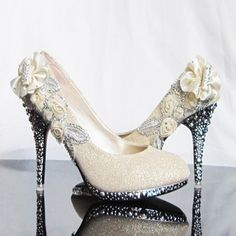 Sparkle High Heel Shoes