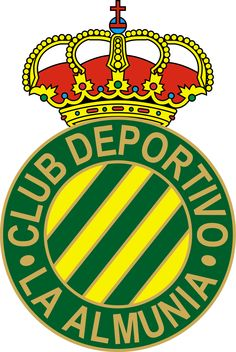 CD La Almunia of Spain crest. Soccer Logo, Sports Logo, Football Mexicano, Bus Travel, Crests, Badge, Football Squads, Hs Sports, Sports Clubs