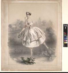 ballerina Marie Taglioni