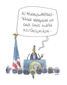 Friedensnobelpreisträger