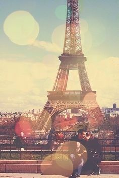I will visit Paris one day...my dream