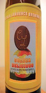 Golden Delicious | Captain Lawrence Brewing Co. | Elmsford, NY