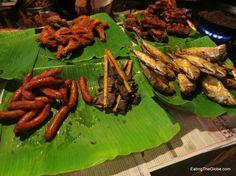 Pig's Blood, Brains, Tongues, And Frogs: I Tasted It All To Follow The Anthony Bourdain Chiang Mai Food Trail