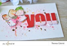 Read all of the posts by lostinpaper on Hibiscus Bouquet, Peonies Bouquet, Rose Bouquet, Flower Stamp, Flower Cards, Winter Rose, Altenew, Watercolor Cards, Colored Envelopes