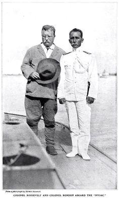 Roosevelt e Rondon