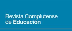 Revista Complutense de Educación. UCM Madrid, Science Journals, Cover Pages, Glow, University
