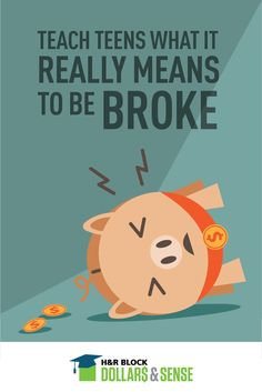 #Teaching #Teens What it Really Means to be Broke