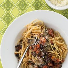 """Pantry Puttanesca I """"This was delicious, quick and easy! What's not ..."""