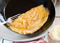 Omelet in a Pan