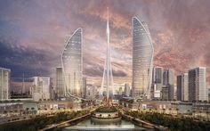 Emaar Properties project, Dubai